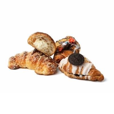 combo croissants