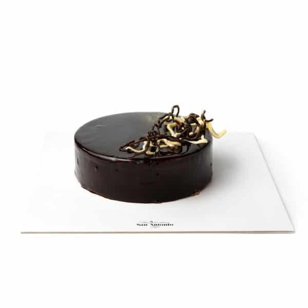tarta de 3 chocolate