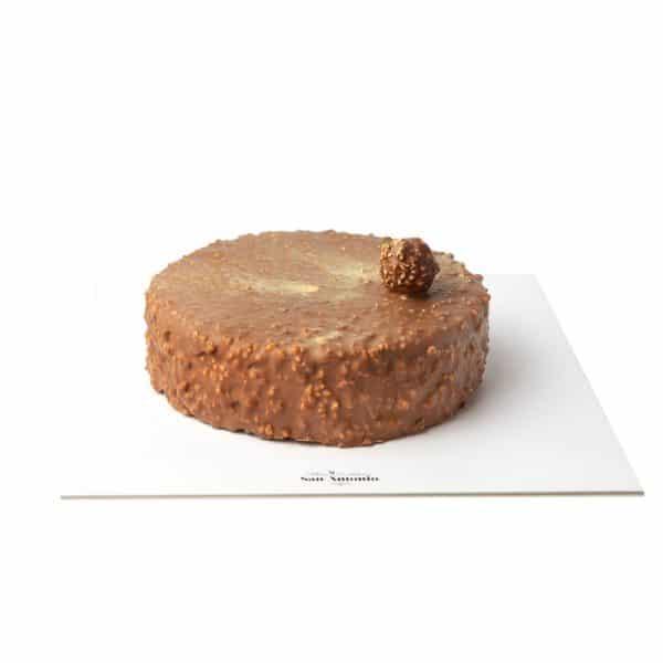 Tarta Ferrero Roche