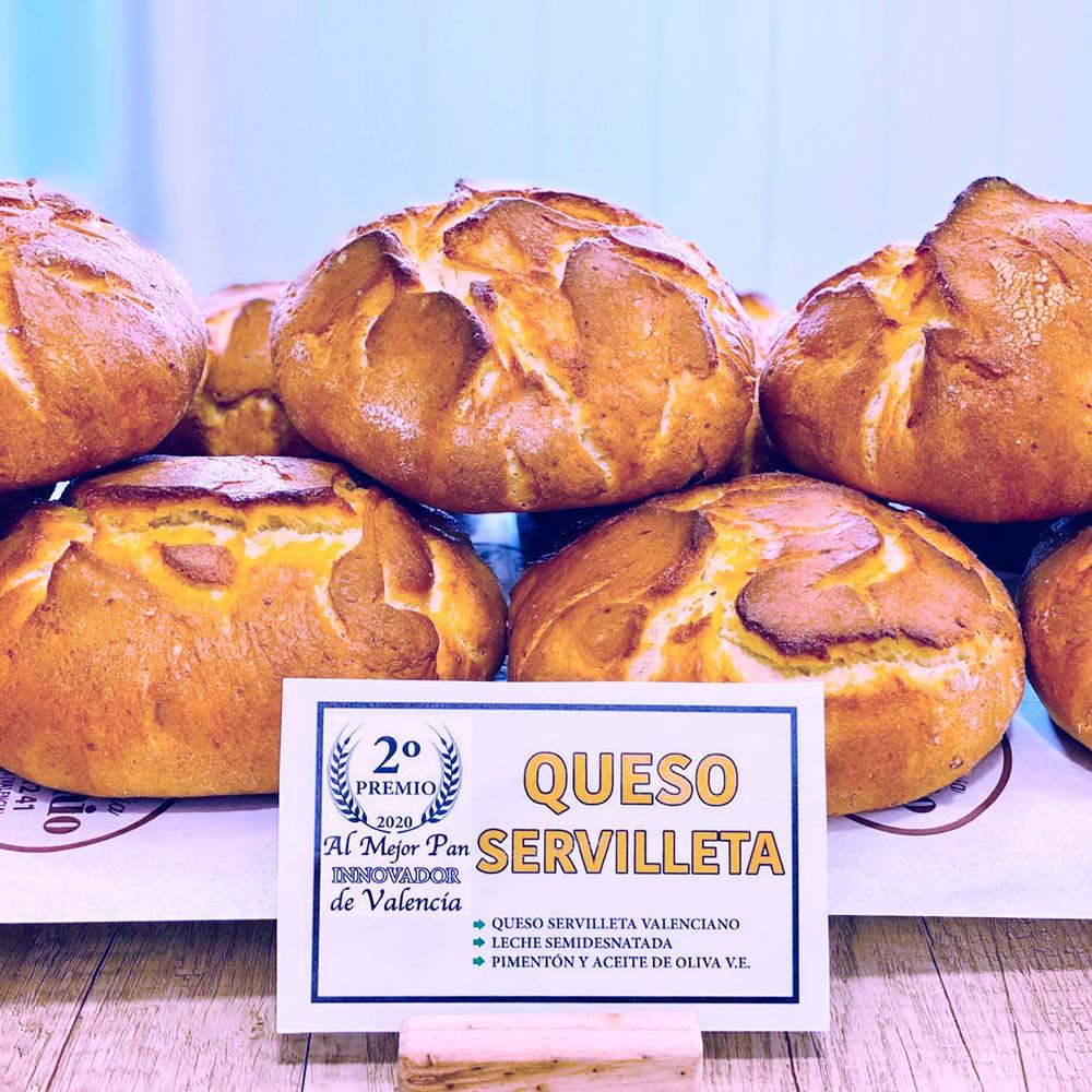 premio pan de queso